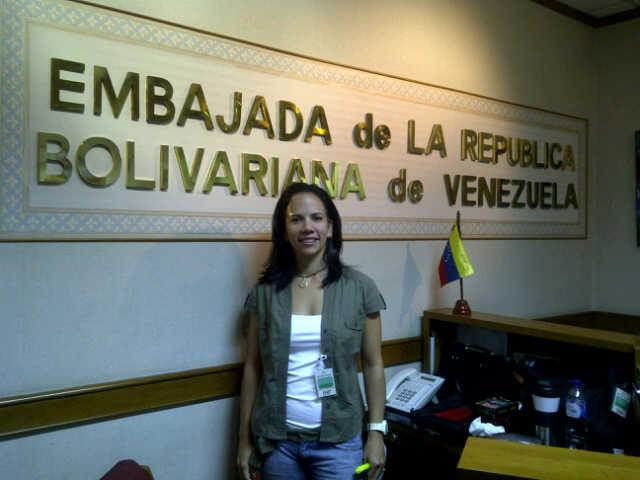 Lorena Romero, desde Indonesia