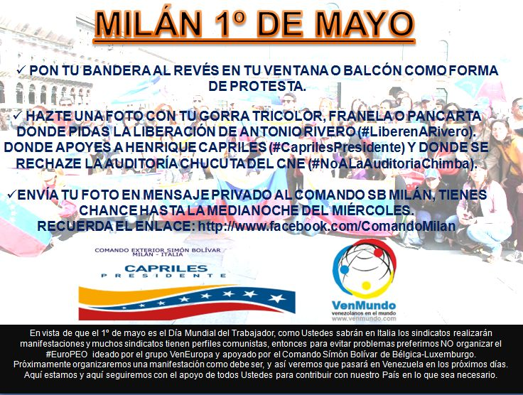 Milan1mayo