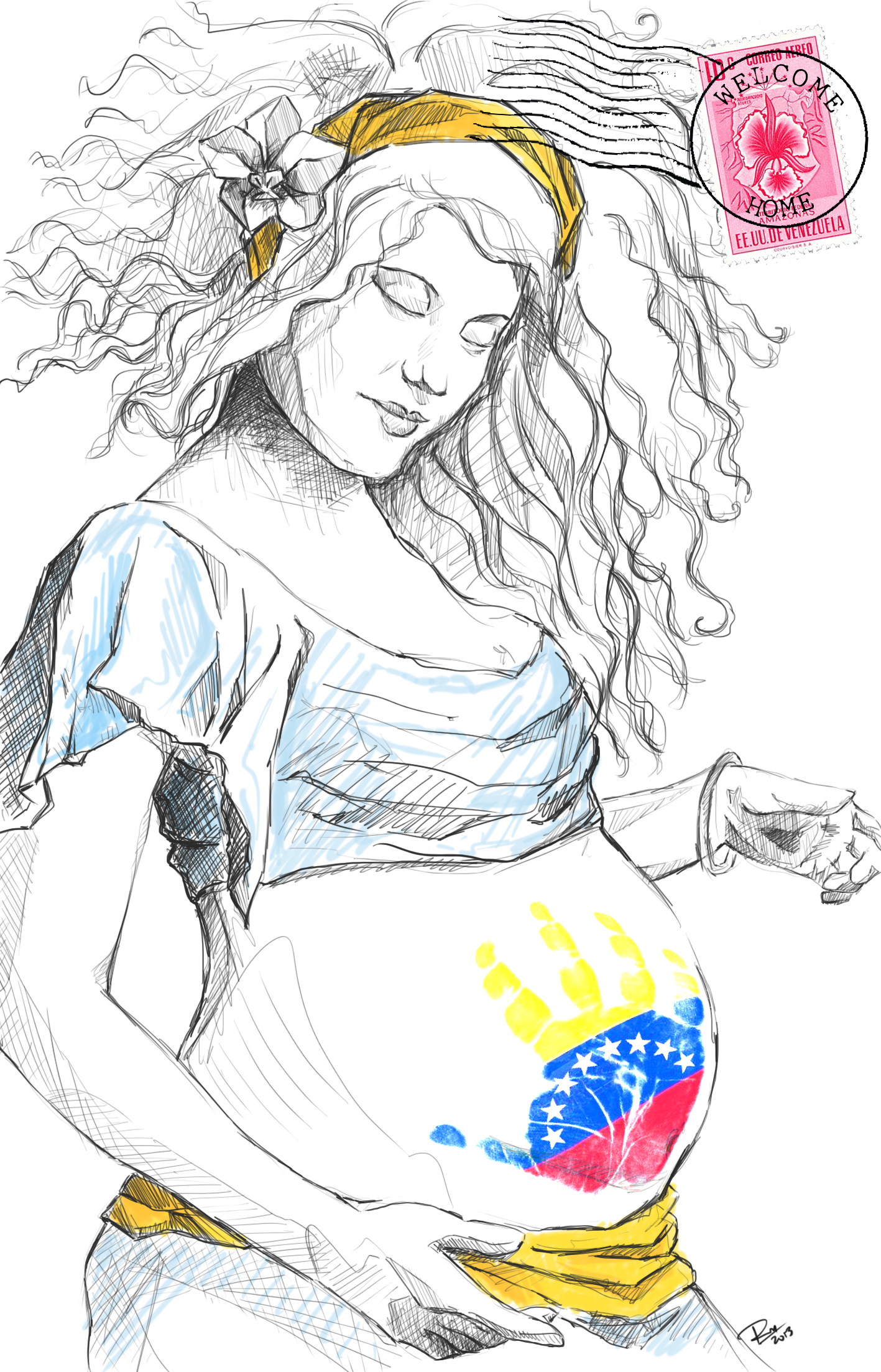 madre Venezuela
