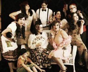 Grupo Teatro Gato Negro - El Salto Atrás