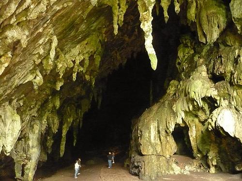 La cueva del Guácharo en Caripe