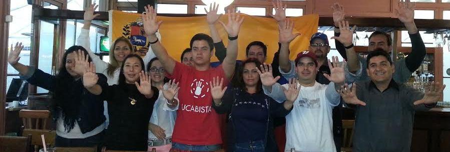 Encuentro con Venezolanos en Chile