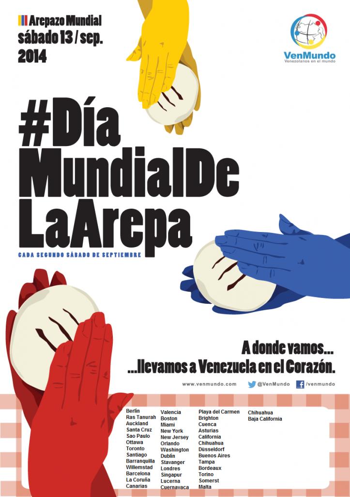 arepazo2014_poster ciudades