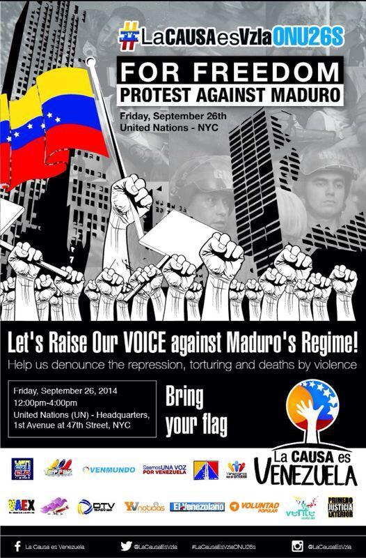 26S la Causa es Venezuela