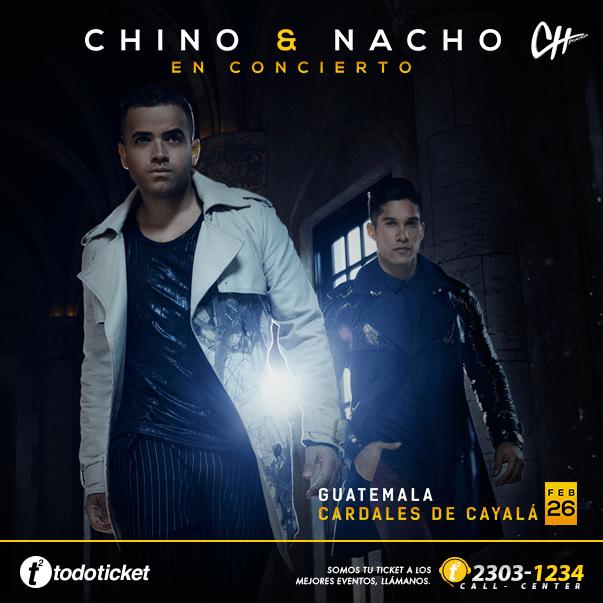 Chino y Nacho Guatemala