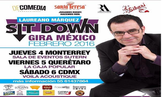 Laureano Marquez México