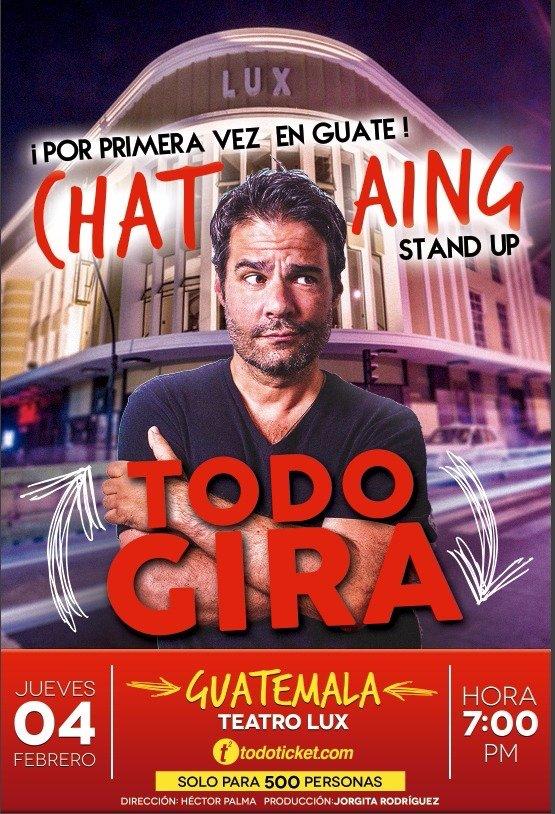 Luis Chateaing Guatemala