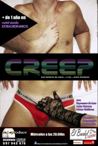 Creep Madrid
