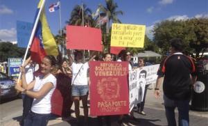 Venezolanos en Miami2