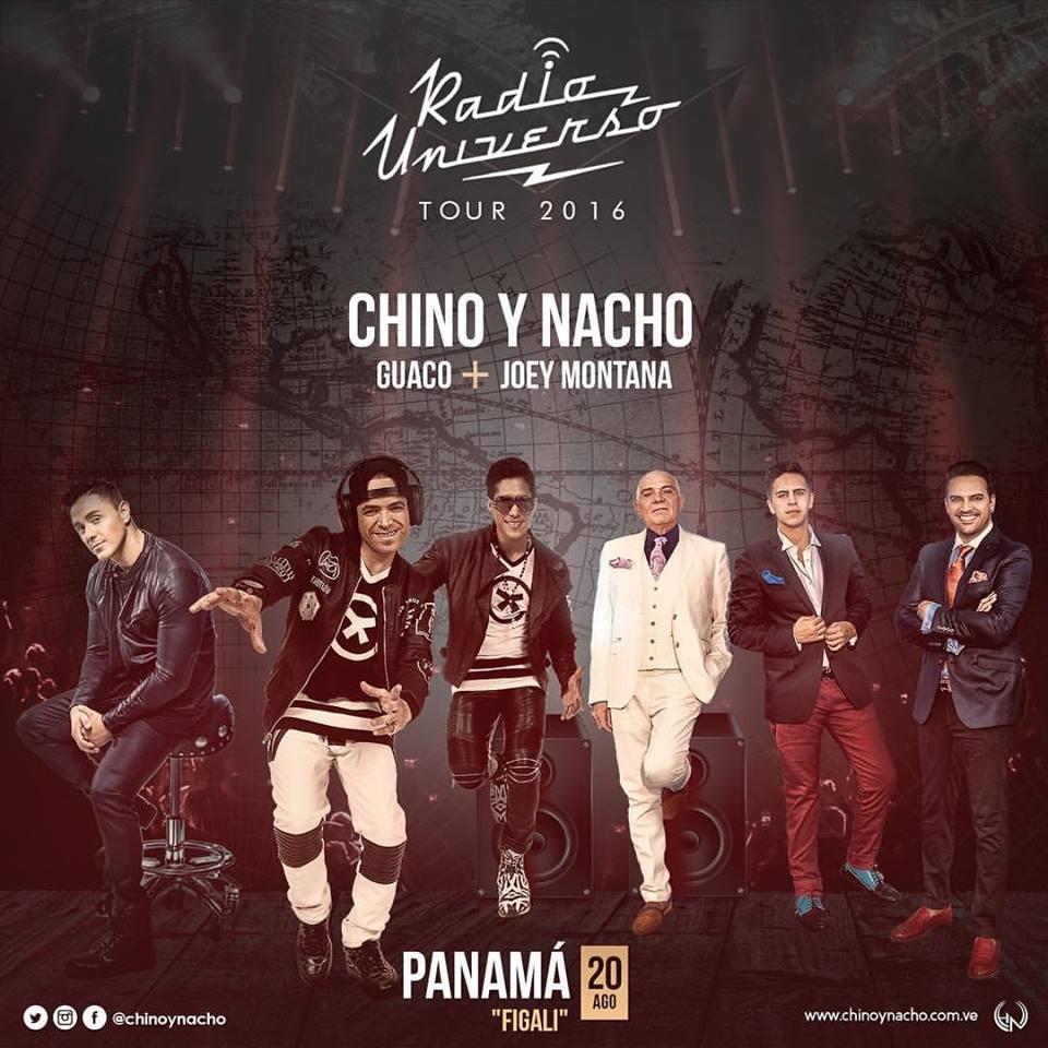 Chino y Nacho Panamá