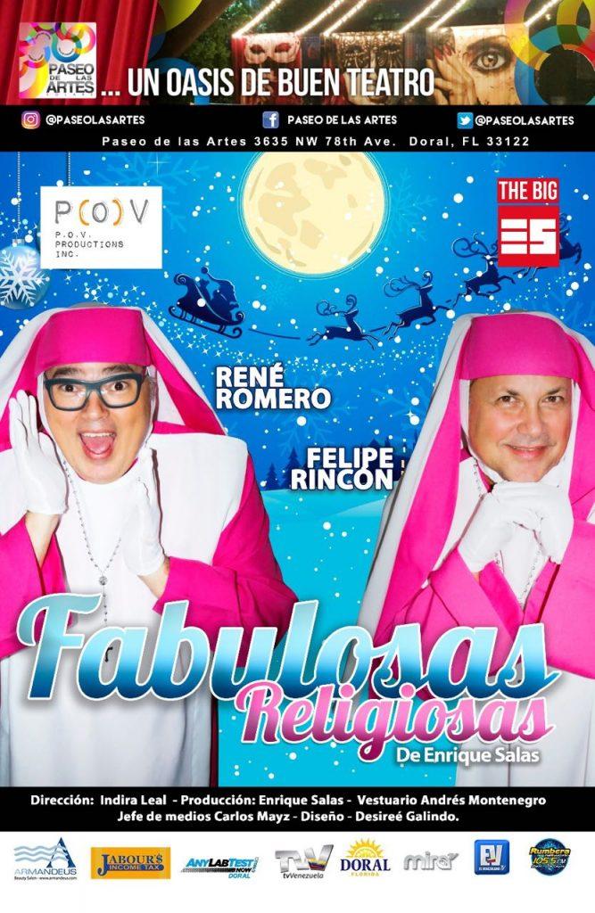 Fabulosas Religiosas